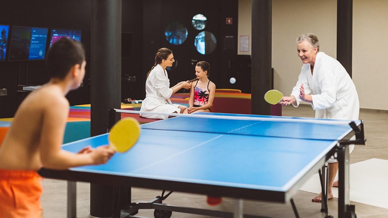 Termalija Family Fun - namizni tenis
